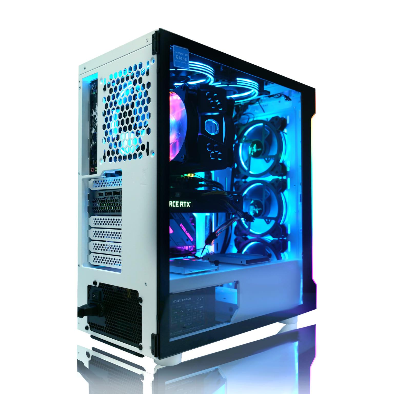 【Astromeda ORION】Corei7-10700KF | GeForce RTX 3060 12GB | White