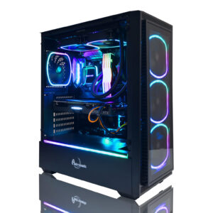 【Astromeda AQUA】Core i9-10900KF | GeForce RTX 3070| Black